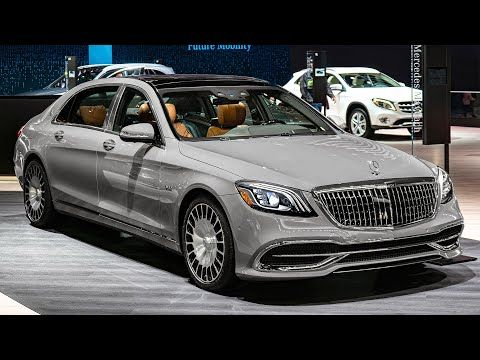 Mercedes Maybach 2020 S650 Interior And Exterior Details