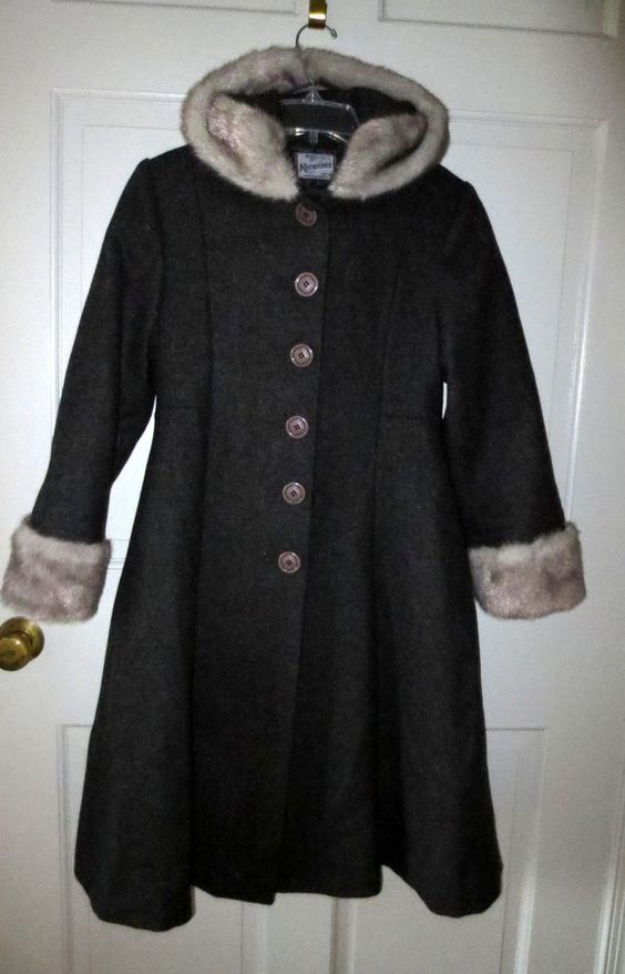 Collection Dress Coats For Girls Pictures - Reikian