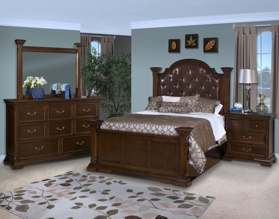 Timber City Sable Bedroom Collection