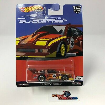 Details About 76 Chevy Monza Hot Wheels Silhouettes Car Culture