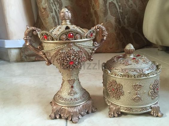 dubizzle sharjah home decor accents censer and container