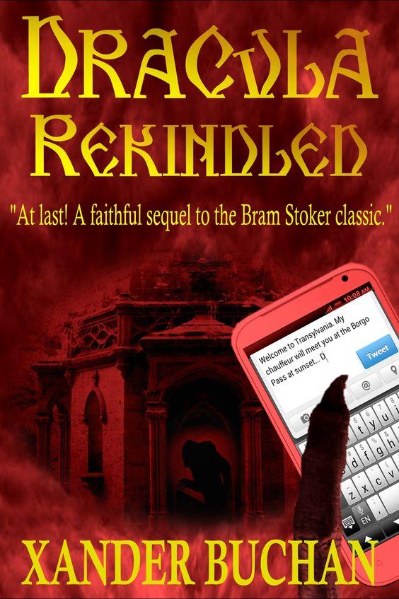 Dracula Rekindled eBook cover