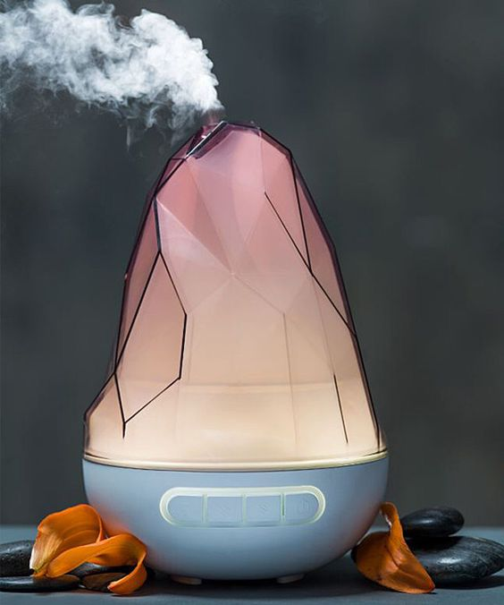 Look at this Toffee Quooz Rockano Ultrasonic Aromatherapy Diffuser on #zulily today!