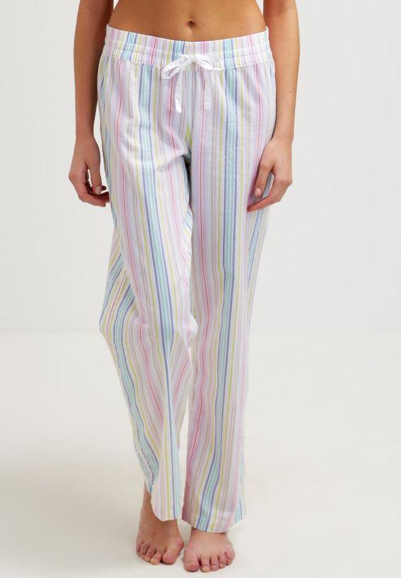 GAP Pantaloni del pigiama - candy multi stripe a € 28,00 (14/03/16) Ordina senza spese di spedizione su Zalando.it
