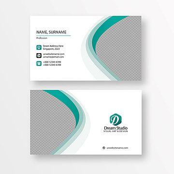 الشركات التجارية بطاقة Business Card Psd Marketing Business Card Vertical Business Card Template
