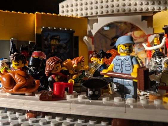 The Armoury: [JJJ19] The Last Quantumsupper, by ninja_bait