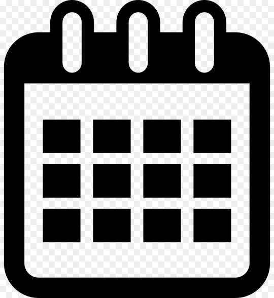 10 Calendar Icon Black Png Calendar Icon Png Calendar Icon Png Icons