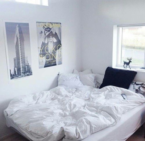 Image via we heart it for Bedroom ideas aesthetic