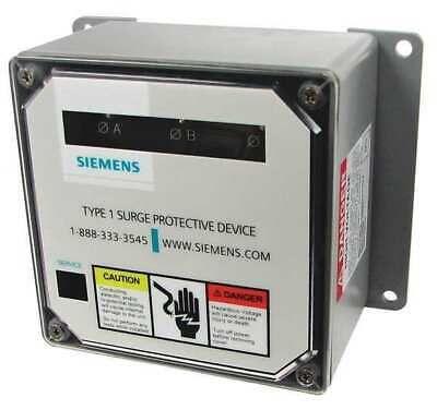Ebay Sponsored Siemens Tps3a1120d2 Surge Protection Device1 Phase120 240v Surge Protection Devices Surge Protection Surge Protectors