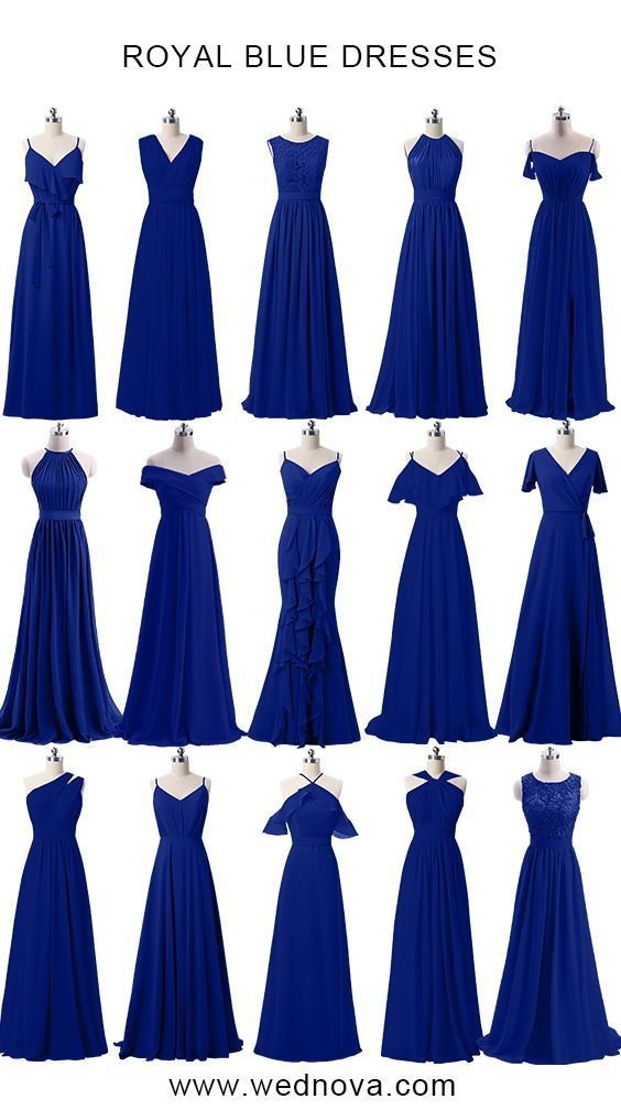 Wednova Royal Blue Bridesmaid Dresses Under 100 For Weddings 2020 In 2020 Royal Blue Bridesmaid Dresses Dusty Blue Bridesmaid Dresses Blue Bridesmaid Dresses