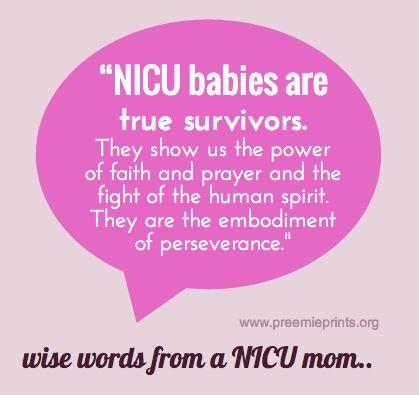 True Survivors! #preemies #nicu #baby