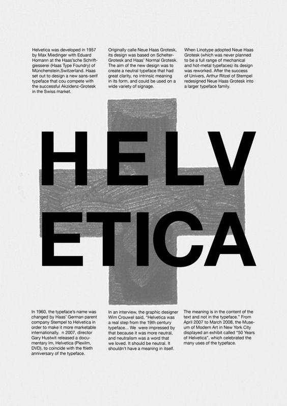 Helvetica Series - Puja Khurana: