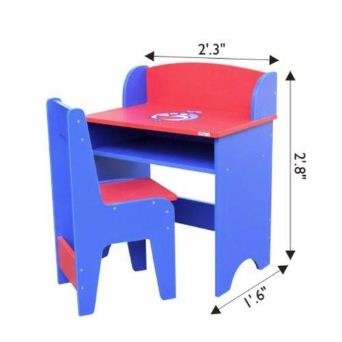 Kids Study Table Home Interior Design Ideas In 2020 Kids Study Table Kids Study Desk Study Table