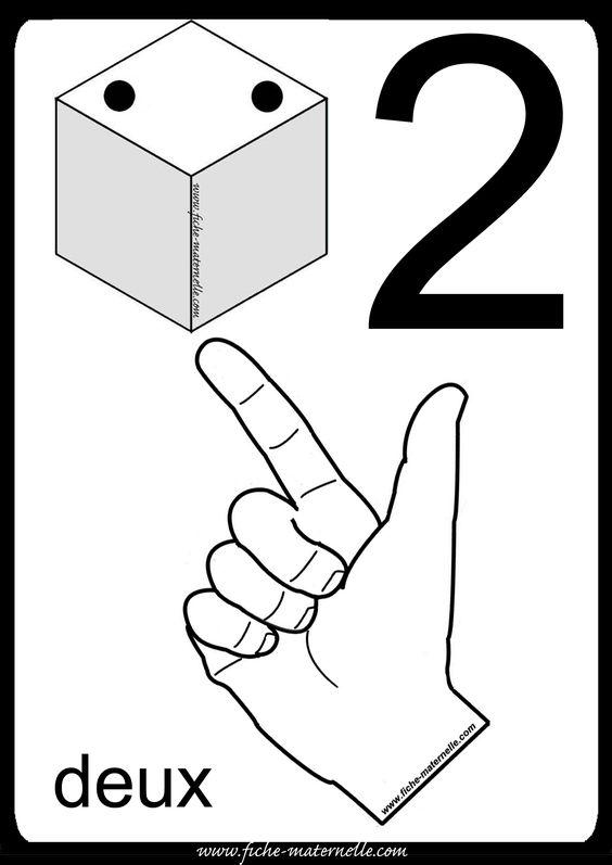 affichage maternelle repr sentation du nombre maternelle pinterest. Black Bedroom Furniture Sets. Home Design Ideas