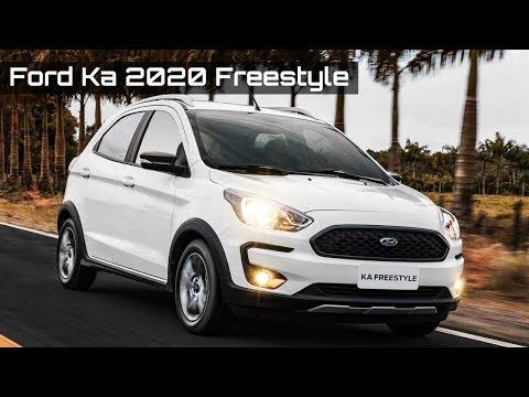The New Ford Ka 2020 Freestyle Youtube In 2020 Ford Freestyle Living In Car
