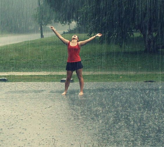 Let it Rain by Steph Wasch., via Flickr