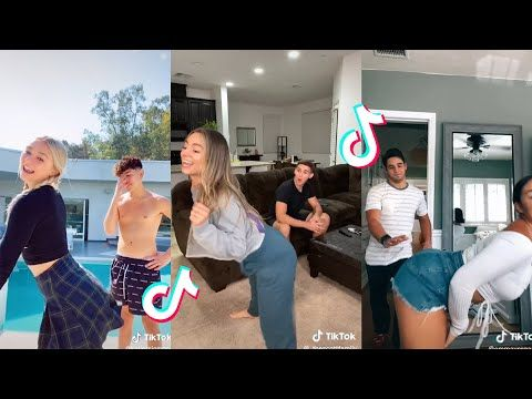 Twerking In Front Of My Boyfriend Tiktok Dance Compilation Youtube My Boyfriend Twerk Boyfriend