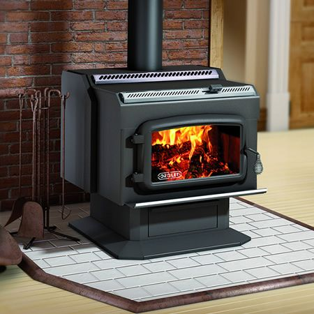 Drolet Ht 2000 High Efficiency Epa Wood Stove Stove Woods And Wood Stoves