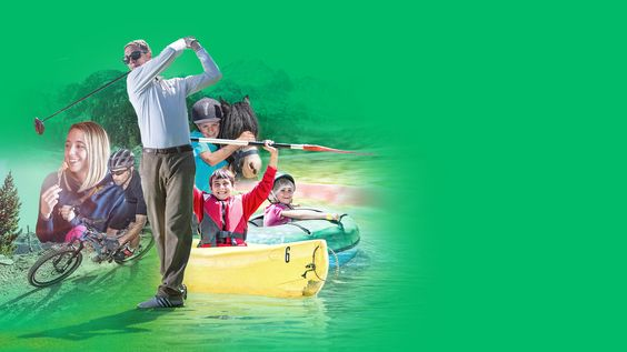 An area in Andorra with summer activities for the whole family