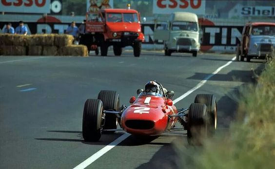 Chris Amon F1 312v 1967