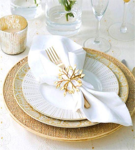 Table Napkin Napkins And Table Settings On Pinterest