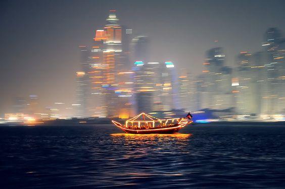 Удивительные ночи Дубая