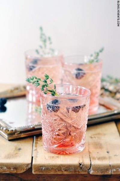 Impress family and friends with this Prosecco cocktail, ideal for a summer evening.