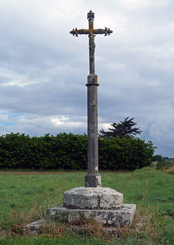 Calvaire de Saint Drigent - Presqu'île de Crozon