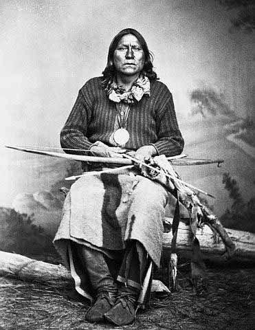 facial characteristics of native americans