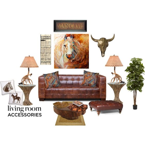 """""""The Man Cave"""" by kitty1255 on Polyvore"""