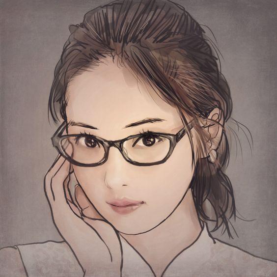 佐々木希さん #似顔絵 #イラスト #女優 #モデル #佐々木希 #caricature #illustration #actress #model #nozomisasaki #drawing