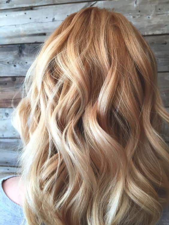 Warm Blonde Hair Trend Min With Images Spring Hair Color