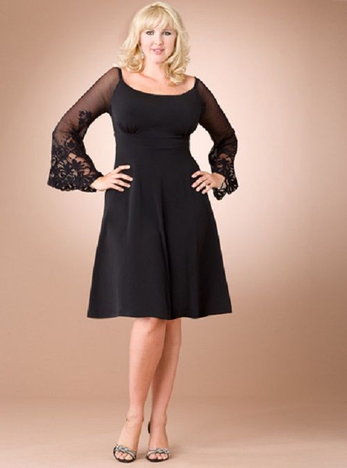semi formal plus size dresses - Plus Size Formal Dresses for ...