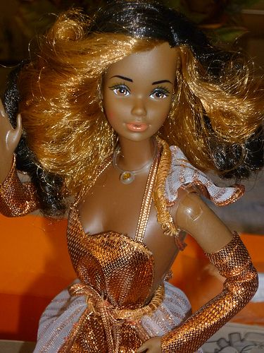 barbie golden dream christie - Google Search