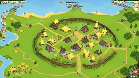 Astérix et ses amis : construis ton village gaulois qui résistera encore et toujours à lenvahisseur