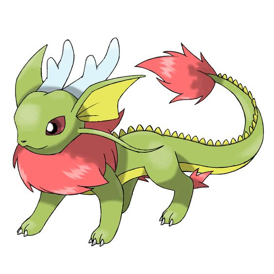 eeveelutions | Future Eeveelutions dragon | Pokemon ...
