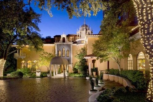 #Dallas, Mansion at Turtle Creek - #1 in the world for service.  They have you fill out a profile sheet with your favorite magazines, drinks, music, etc and have it in your room for you.  Complimentary car service within a 5 mile radius.