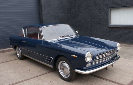 1968 Fiat 2300 S Ghia Coupe
