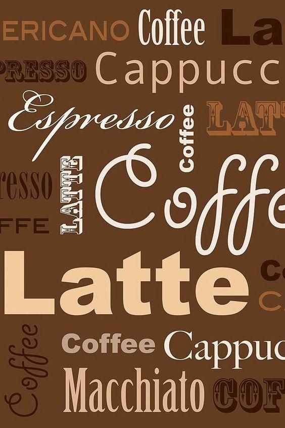 Coffee is Brown!
