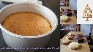 Wie Bekomme Ich Meinen Kuchen Aus Der Form Kuchen Kuchen Rezepte Und Backformen