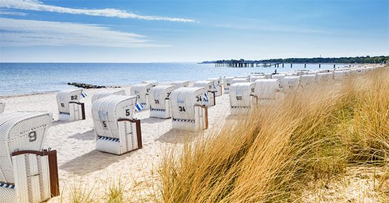 Ein Urlaub an der Ostsee kann auch sehr günstig sein