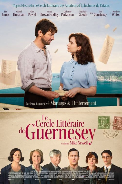 The Guernsey Literary Potato Peel Pie Society Pelicula Completa