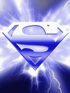 Animated wallpaper screensaver 240x320 for cellphone dc - Superman screensaver ...