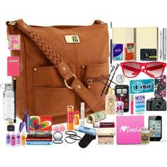 What to keep in your purse ~
