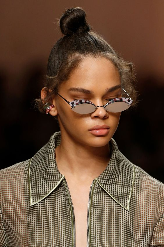 Fendi Women's Spring / Summer 2019 Fashion Show