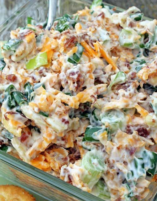 Recipe for Neiman Marcus Dip - Neiman Marcus Dip or in The South it is known as…