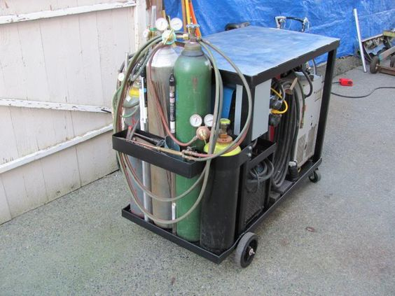 oxy acetylene welding machine