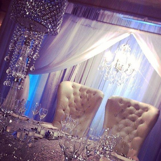 Sweetheart Table Wedding Pinterest