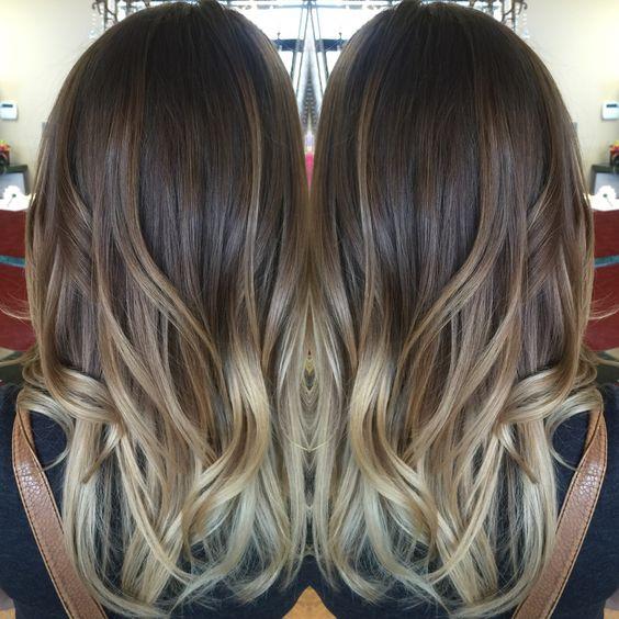 Ombré. Olaplex. Balayage. Hair by Katy.