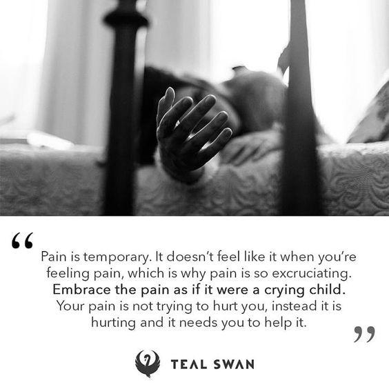 Instagram photo by Teal Swan • Jan 22, 2019 at 3:48 PM
